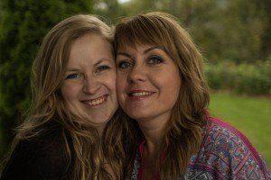Bilde mor og datter